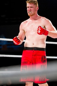 Sam Alvey (Jacob Bos/Sherdog)