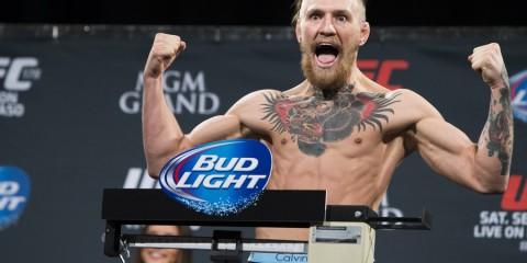 Conor McGregor (Esther Lin/MMA Fighting)