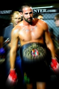 Alex Nicholson (Matt Quiggins/Combat Press)