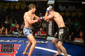 Nijem (L) (Rob Norbutt/Showdown Fights)
