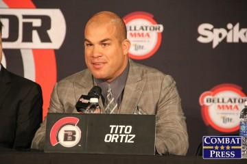 Tito Ortiz (Jeff Vulgamore/Combat Press)