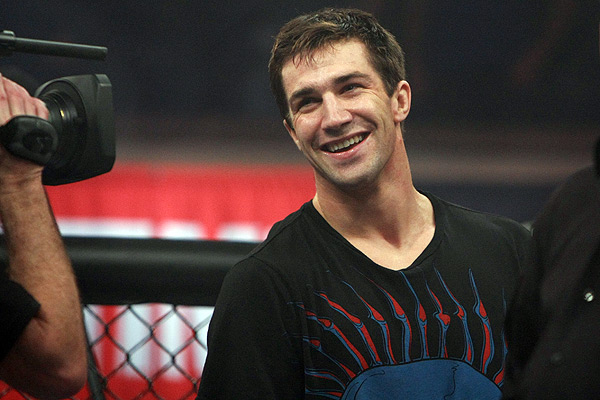 Was Luke Rockhold Calling Out Michael Bisping? Champ Isn't Sure