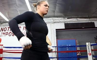 Ronda Rousey (Dave Mandel/Sherdog)