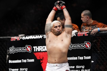 Mark Hunt (Esther Lin/MMA Fighting