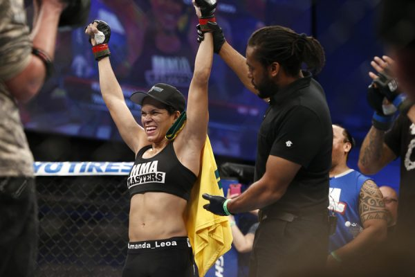 Amanda Nunes Says Raquel Pennington's Corner Failed Her at UFC 224