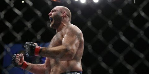 Ben Rothwell (Esther Lin/MMA Fighting)