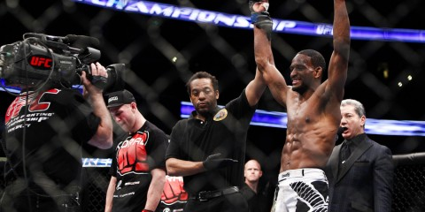 Neil Magny (Esther Lin/MMA Fighting)