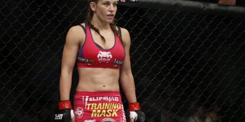 Miesha Tate (Esther Lin/MMA Fighting)