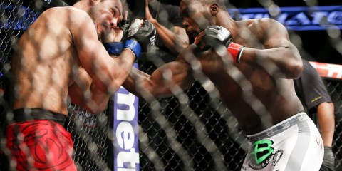 "Anthony ""Rumble"" Johnson (R) (Esther Lin/MMA Fighting)"