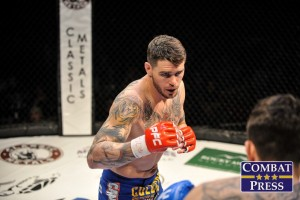 Camozzi (Phil Lambert/Combat Press)