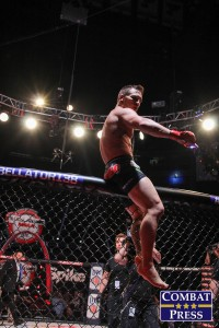Michael Chandler (Jeff Vulgamore/Combat Press)