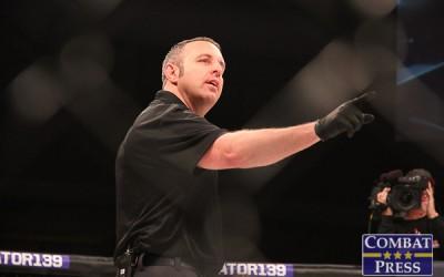 Rob Hinds (Jeff Vulgamore/Combat Press)