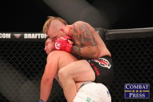 Huddleston (Jeff Vulgamore/Combat Press)