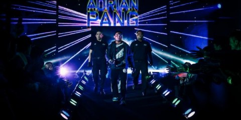 Adrian Pang (ONE Championship)
