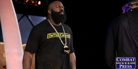 "Kevin ""Kimbo Slice"" Ferguson (Jeff Vulgamore/Combat Press)"