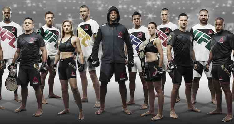 3f4125c8680 UFC and Reebok  A Deal For the Business