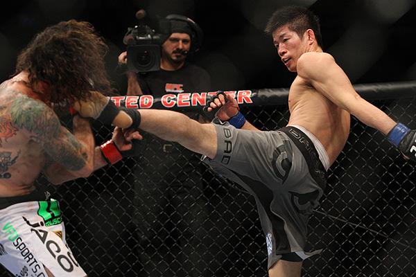 Pancrase 275: Hioki vs Yokoyama Results
