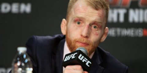 Paddy Holohan (Jeff Sherwood/Sherdog)