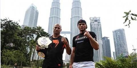 Igor Svirid and Vitaly Bigdash (ONE Championship)
