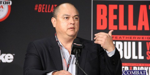 Bellator MMA's International Expansion Proves It's Not Going Anywhere