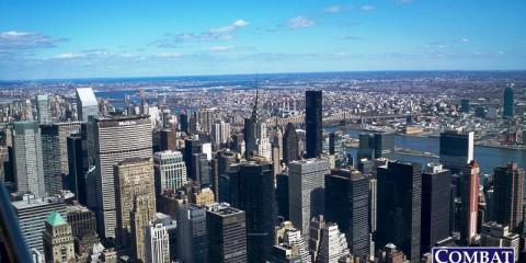 New York Skyline (Rob Tatum/Combat Press)