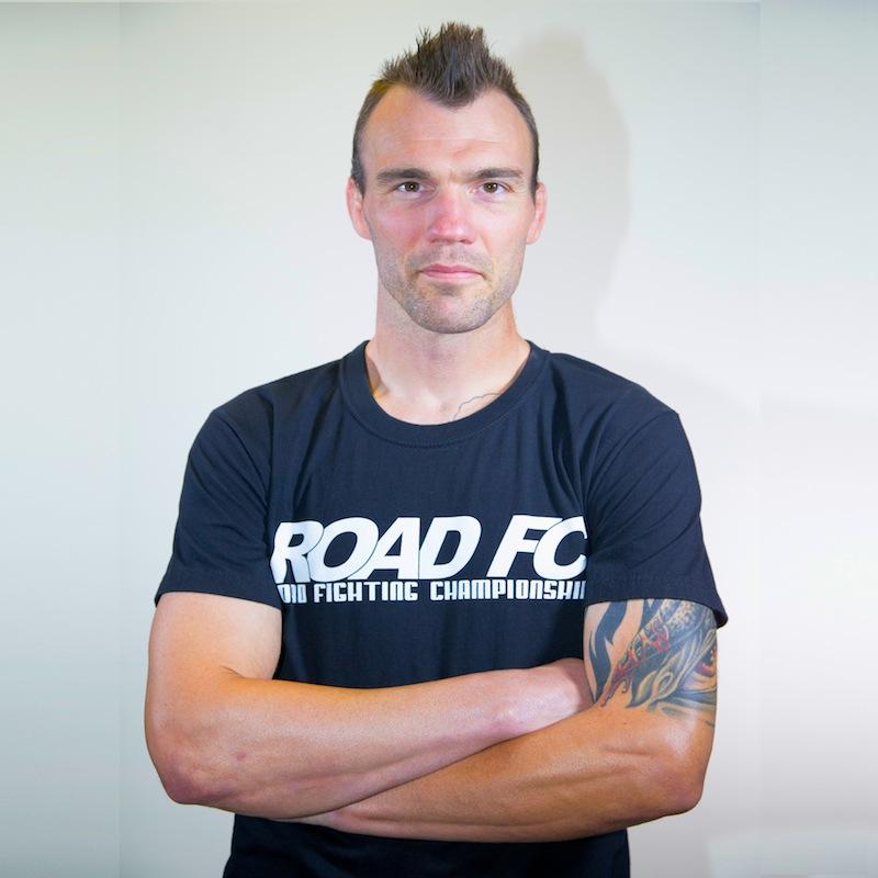 George Roop (ROAD FC)