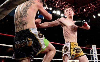 Travis Clay (R) (Bennie Palmore/Lion Fight)
