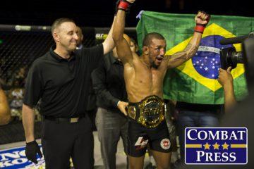 Raoni Barcelos (Marshall Boyce/Combat Press)