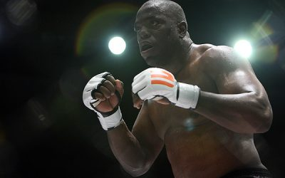 Richard Odoms (Dave Mandel/Sherdog)