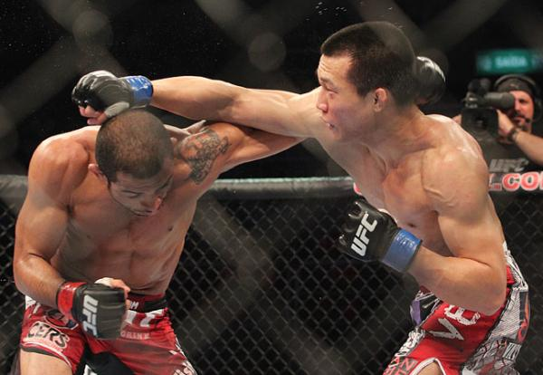 'The Korean Zombie' Earns Bonus In Octagon Return (UFC Houston Fighter Bonuses)