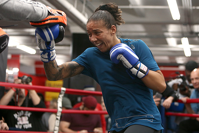 UFC on ESPN+ 13: De Randamie vs  Ladd Preview and Predictions