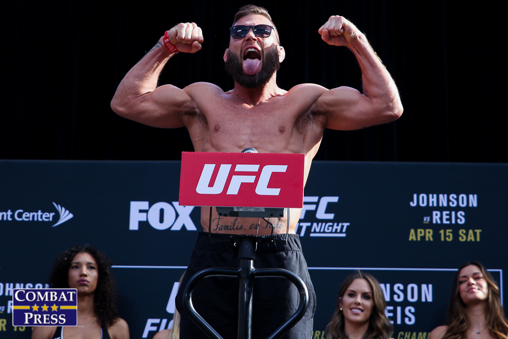 Jeremy Stephens Obliterates Josh Emmett With Vicious Assault