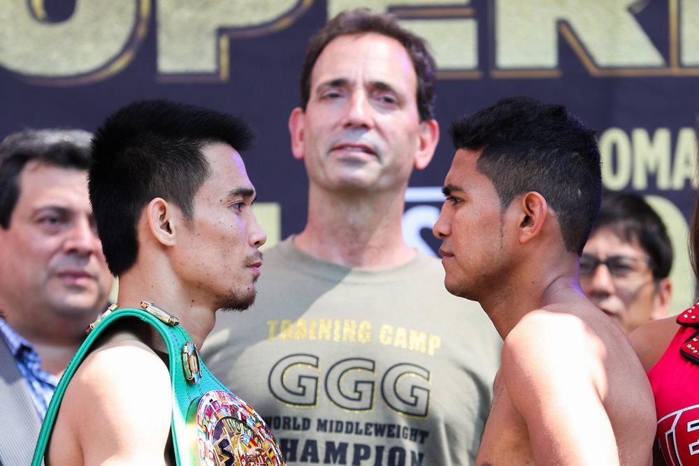 Rungvisai stops Gonzalez in 4 rounds
