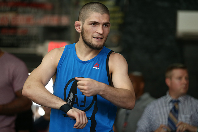 Khabib waiting on new opponent after Holloway declared medically unfit