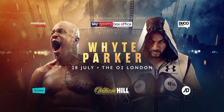 Whyte moves step closer to shot at heavyweight title after beating Parker