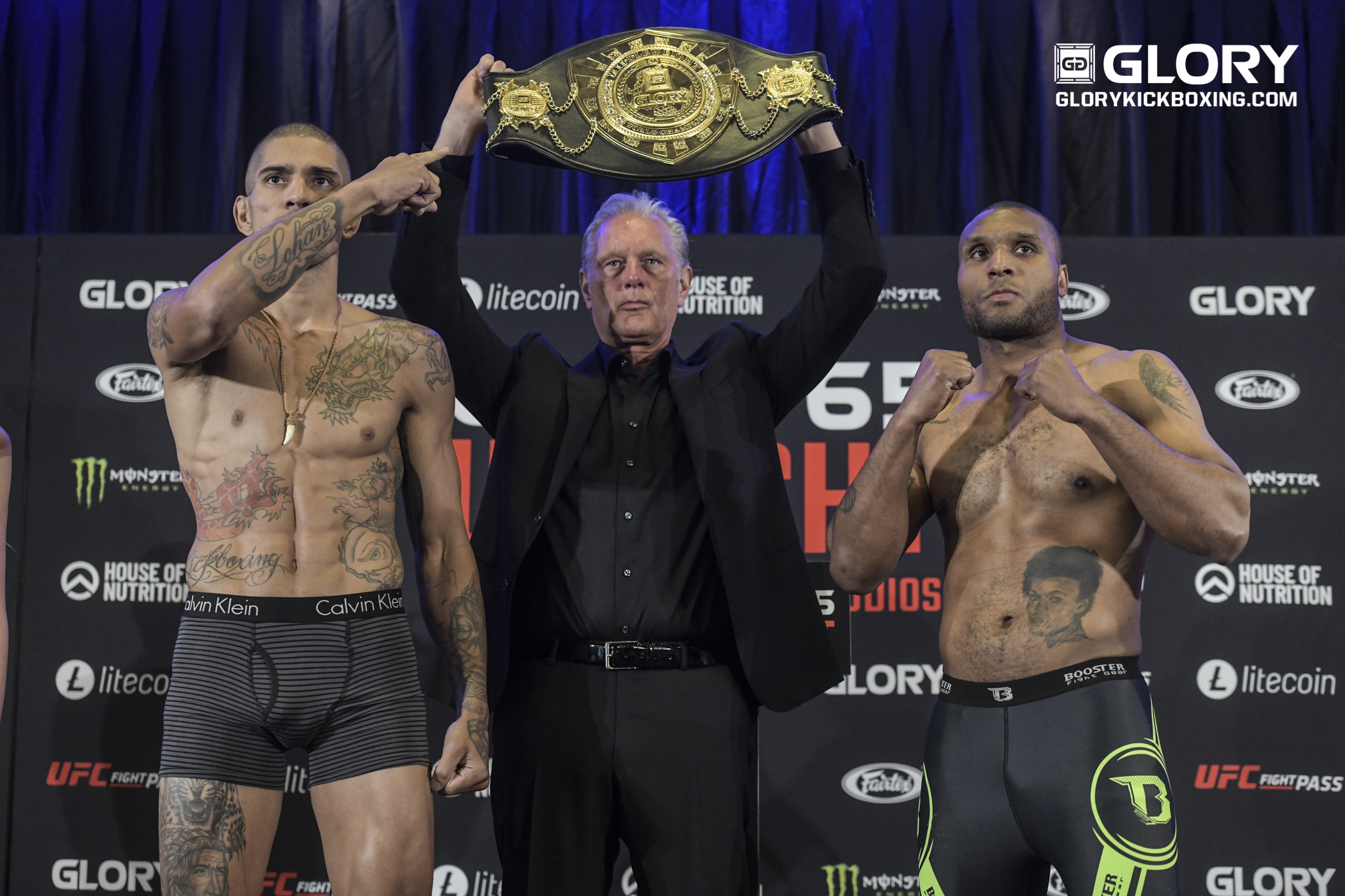 5df66c56403e GLORY 65: Utrecht Weigh-in Results