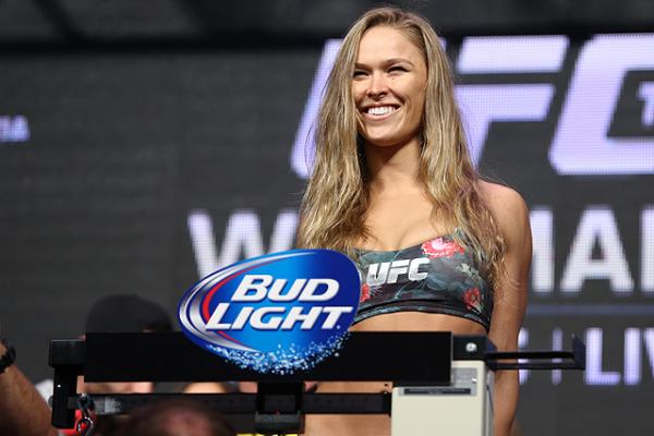Ufc 207 Nunes Vs Rousey Weigh In Video And Results