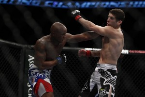 Brimage (L) (Esther Lin/MMA FIghting)