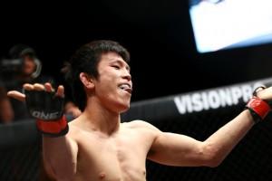 Aoki (Evolve MMA)