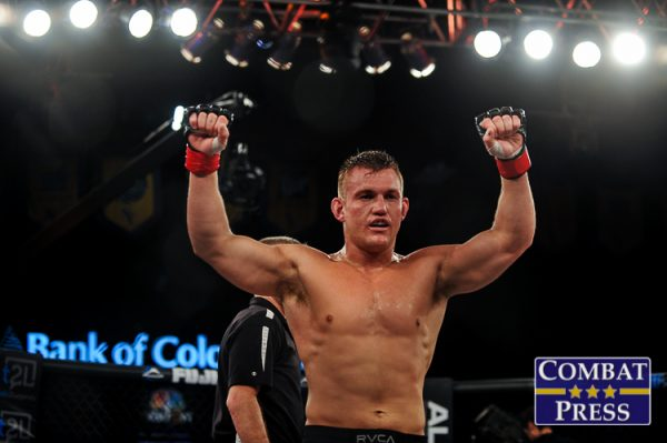 UFC 245's Ian Heinisch: Capping Off a Huge 2019
