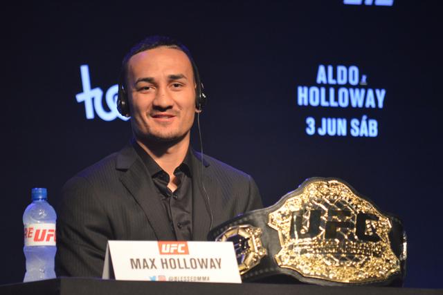 Holloway vs. Edgar Preview and Predictions