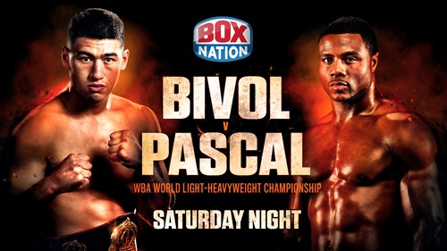 Image result for Dmitry Bivol vs Jean Pascal Full Fight On Live pic logo