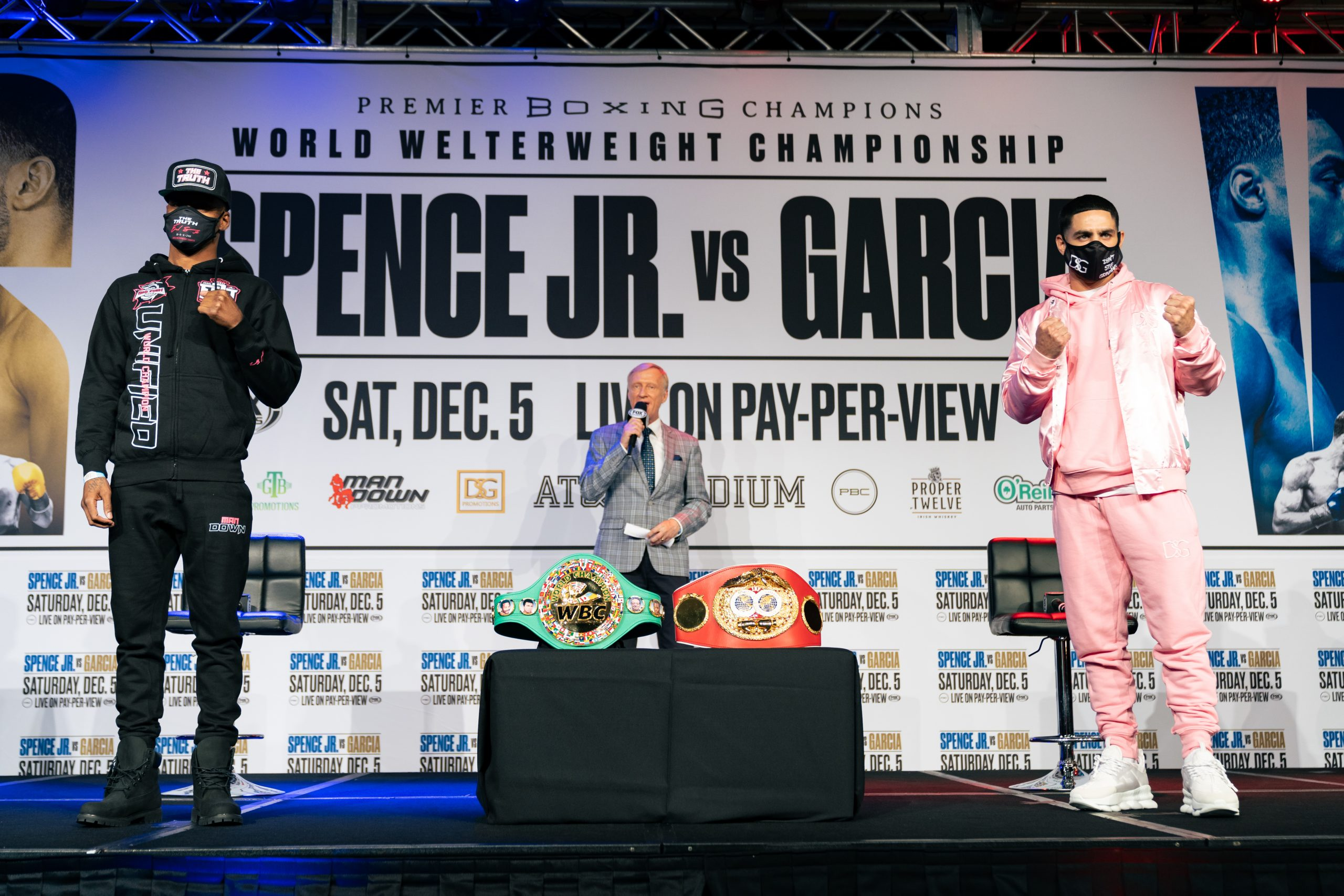 Errol Spence returns with victory over Danny Garcia