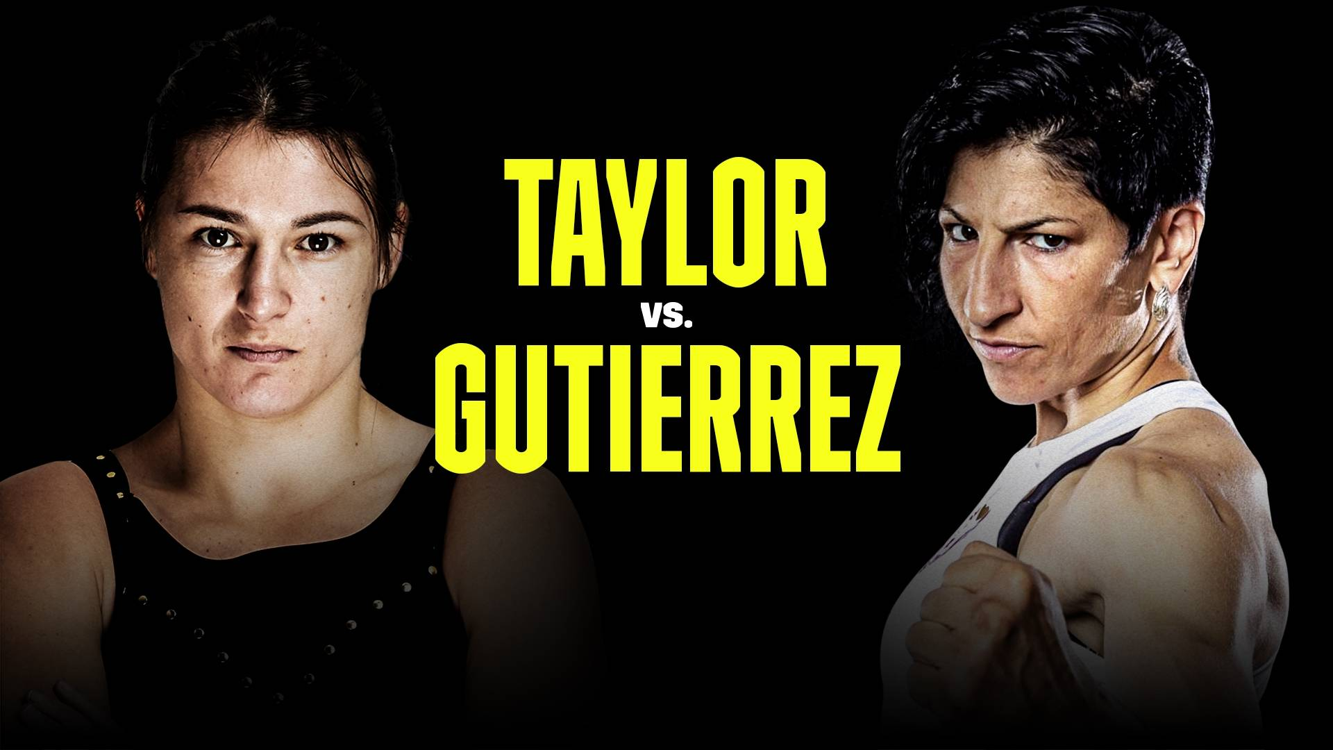 Matchroom Boxing: Taylor vs. Gutierrez Results